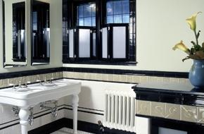 Art deco a fürdőszobában