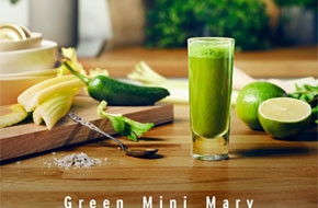 Green Mini Mary
