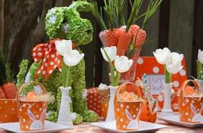 Kreatív húsvéti asztali dekoráció ötletek
