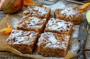 Szénhidrátszegény almás-mogyorós süti