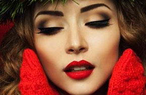 A káprázatos karácsonyi smink titka
